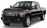 Ford F-250 Lund Elite Sport Style Fender Flares (2008-2010)