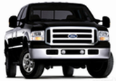 Ford F-250 Lund Elite Wide Style Fender Flares (1999-2007)
