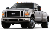 Ford F-350 Lund Elite Sport Style Fender Flares (1999-2007)