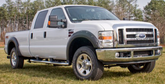 Ford F250, F350 & F450 SuperDuty Rugged Ridge All Terrain Pocket Style Fender Flares (2008-2011)