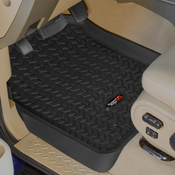 Ford F250 Amp F350 Front All Terrain Floor Liners Pair 2011