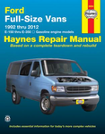 Ford Full-Size Vans Haynes Repair Manual (1992-2012)