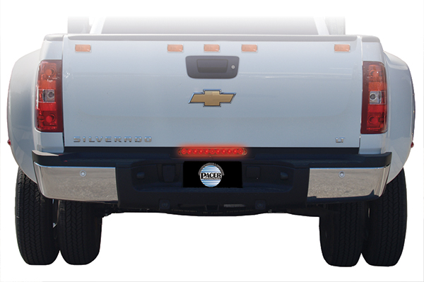 Image of Ford & GM LED Mini Red Tailgate Light Bar