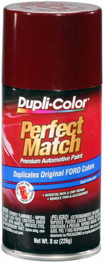 Ford Lincoln Dark Canyon Red Auto Spray Paint 44 2h Eh