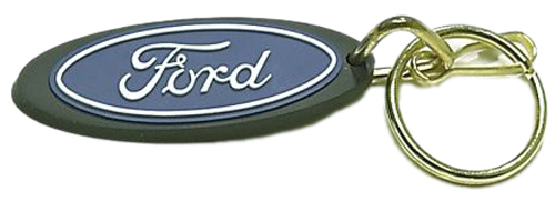 Image of Ford Logo Key Chain