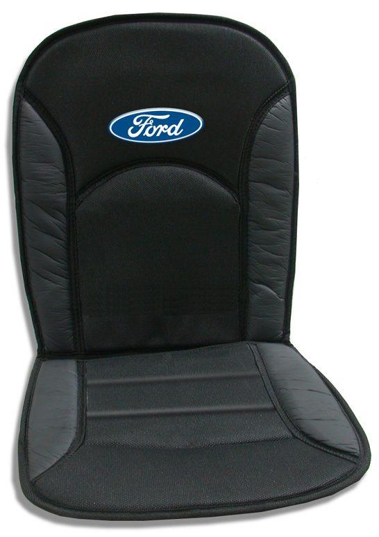 Image of Ford Logo Seat Cushion