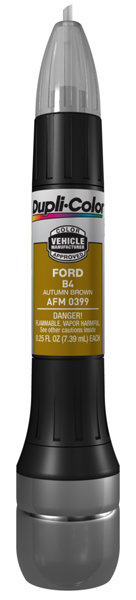 Image of Ford & Mazda Autumn Brown All-In-1 Scratch Fix Pen - B4 (1999-2004)