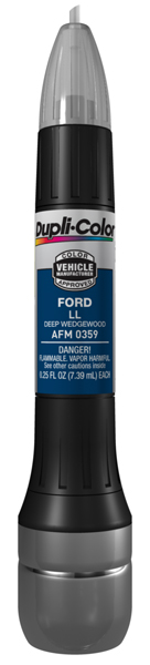 Image of Ford & Mazda Deep Wedgewood All-In-1 Scratch Fix Pen - LL 1999-2004