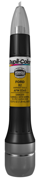 Image of Ford & Mazda Harvest Gold All-In-1 Scratch Fix Pen - B2 1999-2004