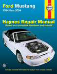 Ford Mustang Haynes Repair Manual (1994-2004)