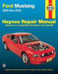 Ford Mustang Haynes Repair Manual (2005 - 2010)