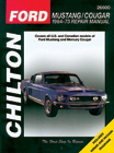 Ford Mustang/Mercury Cougar (1964-73) Chilton Manual
