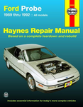 Ford Probe Haynes Repair Manual (1989-1992)