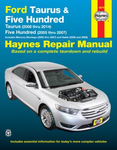 Ford Taurus, 500 & Mercury Montego, Sable Haynes Repair Manual (2005-2014)