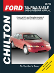 Ford Taurus & Mercury Sable Chilton Repair Manual (1986-1995)