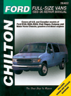 Ford Vans (1989-96) Chilton Manual