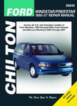 Ford Windstar & Freestar Chilton Manual (1995-2007)