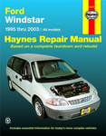 Ford Windstar Mini-Vans Haynes Repair Manual (1995-2003)