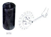Image of FWD Axle Nut Sockets (34mm)