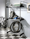 Garage Rack, Shelf  and Pulley Systems