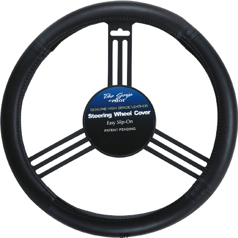 Click here for Genuine Leather Steering Wheel Cover prices