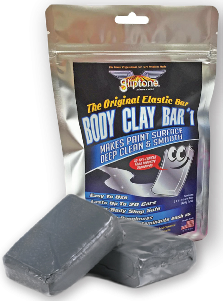 Image of Gliptone Body Clay Bars (2 Pack)