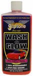 Gliptone Concentrated Wash 'N Glow Car Wash (16 oz.)