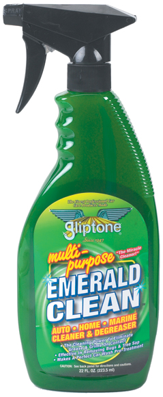 gliptone emerald multi purpose cleaner 22 oz gligt1722. Black Bedroom Furniture Sets. Home Design Ideas