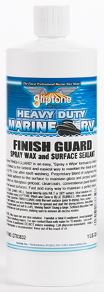 Anco Wiper Blades >> Gliptone Heavy Duty Marine & RV Spray Wax & Sealant (1 qt) - GLIGT-83832