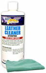 Gliptone Leather Cleaner (32 oz) & Microfiber Cloth Kit