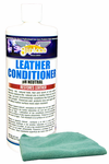 Gliptone Leather Conditioner (32 oz) & Microfiber Cloth Kit