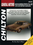 GM Full-size Buick, Oldsmobile & Pontiac Chilton Repair Manual (1975-1990)
