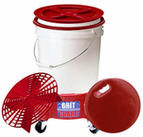 Grit Guard Wash Bucket Combinations