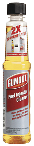 Gumout Concentrated Fuel Injector Cleaner 5 5 Oz