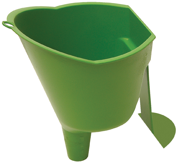 Image of Hands Free Spring Locking Funnel