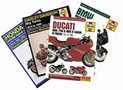 Haynes Motorcycle Manuals