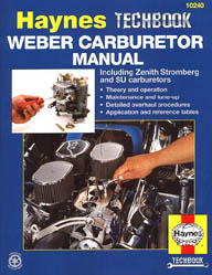 Image of Haynes Weber/Zenith Stromberg/SU Carburetor Manual