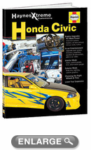 Haynes Xtreme Honda Civic Customizing Book