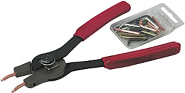 Image of Lisle Heavy Duty Internal & External Snap Ring Pliers