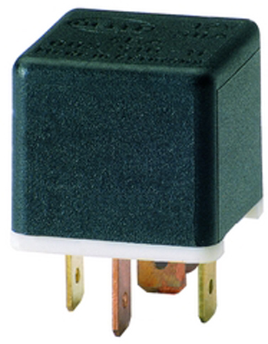 Image of Hella 20/40 Amp SPDT Relay With Resistor