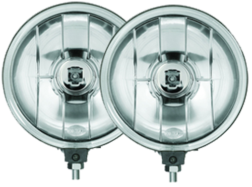 Image of Hella 500FF Free-Form Driving Lamp KIt