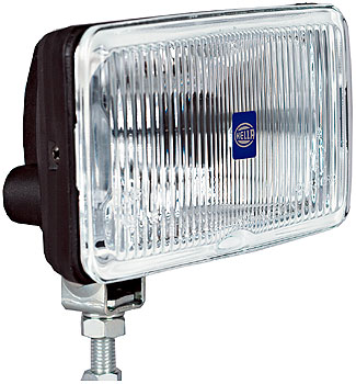 Image of Hella 550 High Performance Rectangular Driving Lamps
