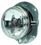 Hella 90mm Halogen Fog Lamp Module with Frame
