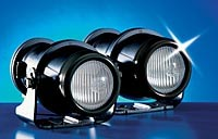 Image of Hella Micro DE Halogen Fog Lamp Kit