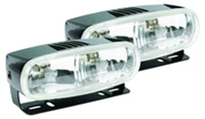 Image of Hella Optilux 2020 Dual Fog/Driving Light Kit