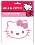 Hello Kitty Pink Crystal Bling Decal