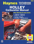Holley Carburetor Haynes Techbook