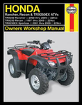 Honda TRX Haynes Repair Manual (1997 - 2009)