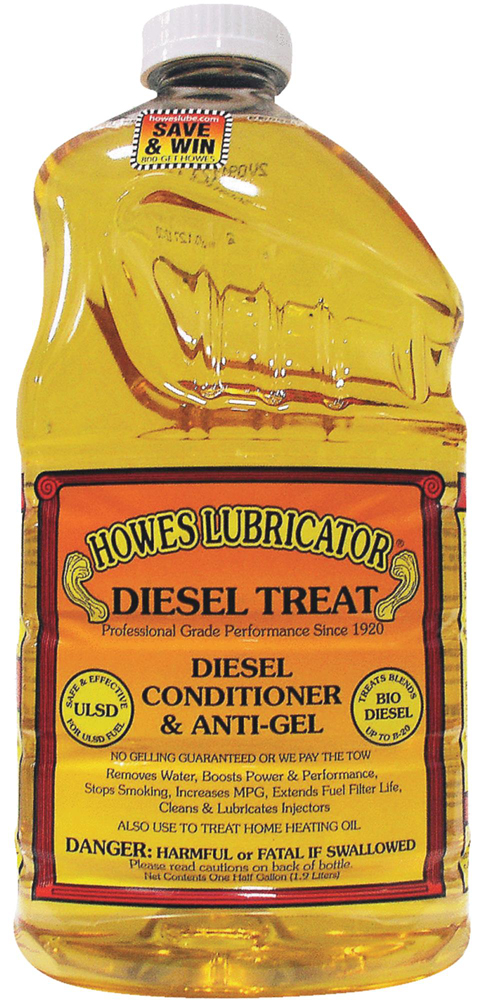 Image of Howes Diesel Treatment With Anti-Gel (Quart)
