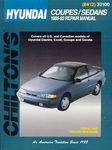 Hyundai Coupes/Sedans (1986-93) Chilton Manual